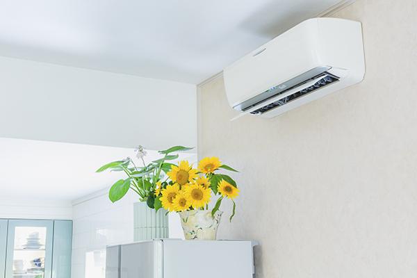 unité intérieure de pompe à chaleur air/air